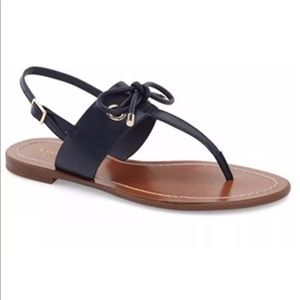 Auth new Kate spade women's thongs size 8 7.5 nwt